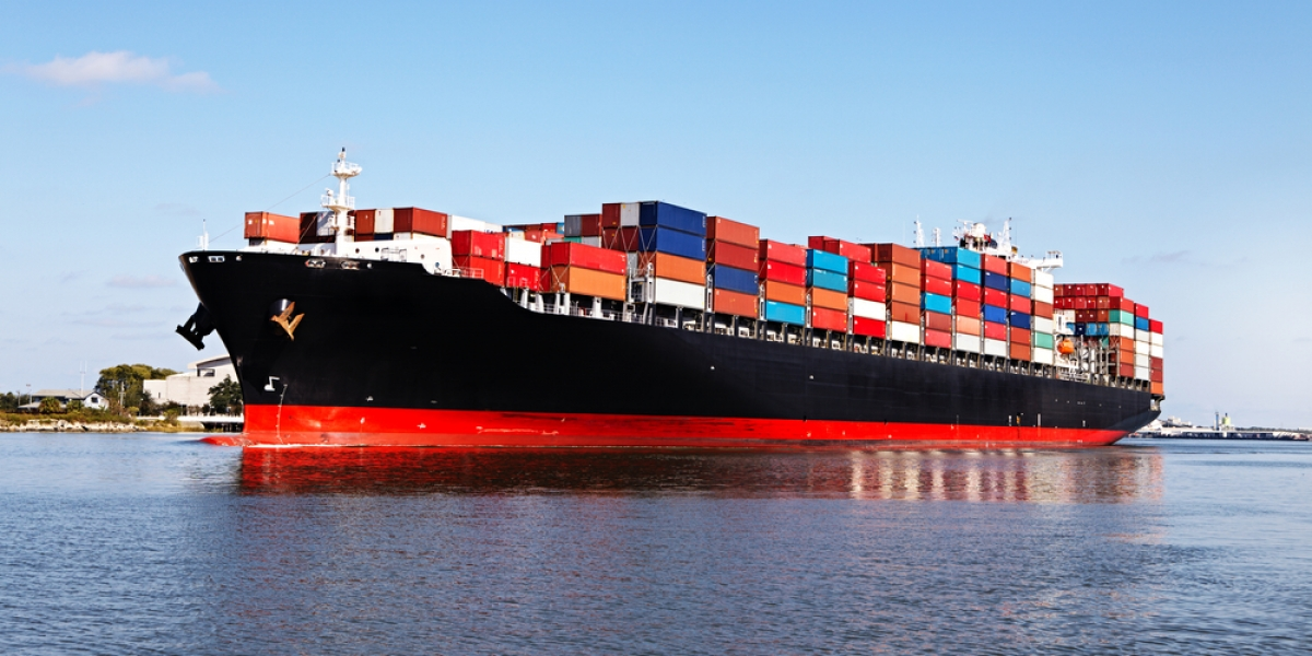 CONTAINER BOAT SHIPPING